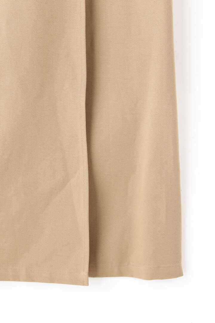 BLURHMS / COTTON LINEN KERSEY WRAP SKIRT6