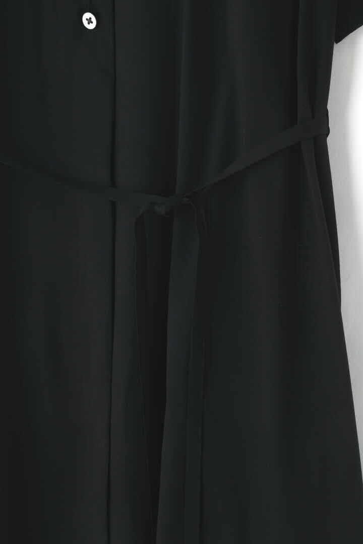 BLURHMS / OPEN COLLAR SHIRT DRESS6