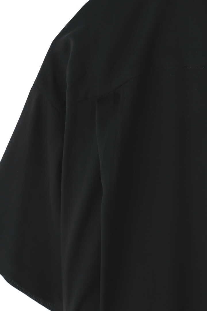 BLURHMS / OPEN COLLAR SHIRT DRESS9