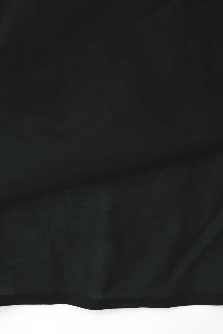 BLURHMS / OPEN COLLAR SHIRT DRESS10