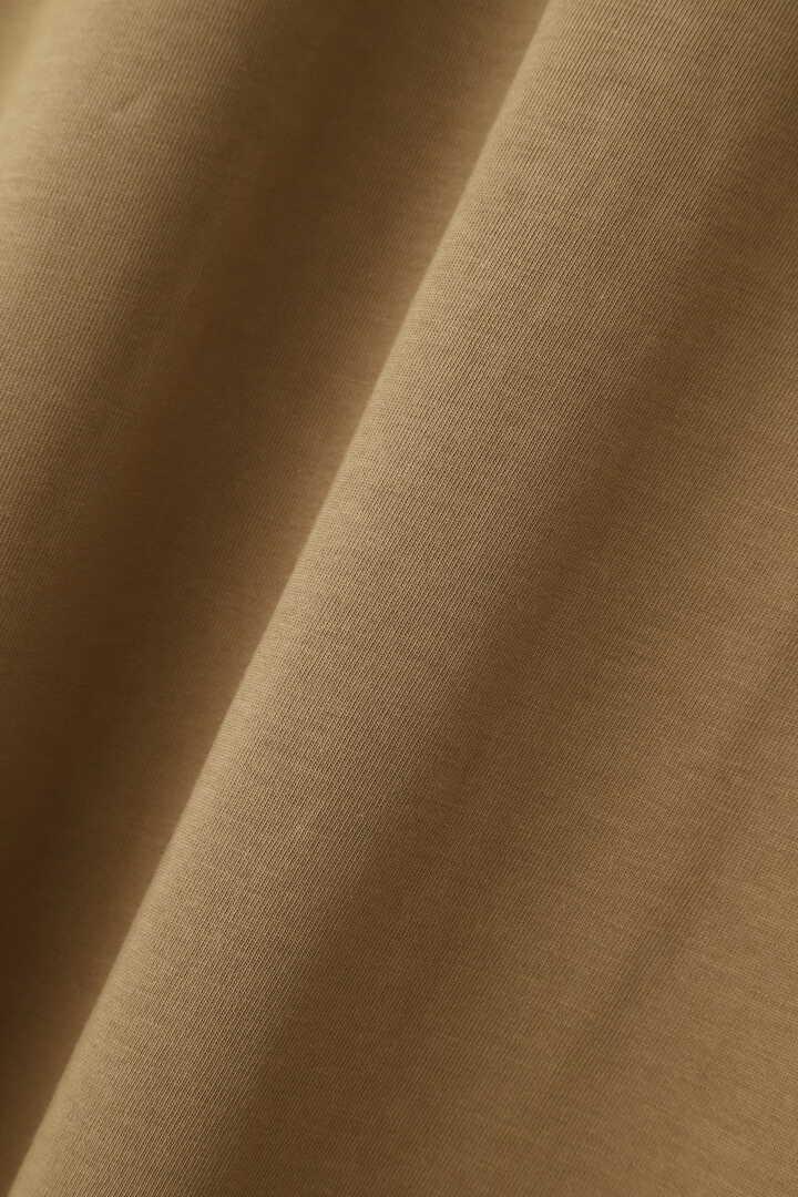 STUDIO NICHOLSON / MERCERIZED COTTON SHORT SLEEVE DRESS11