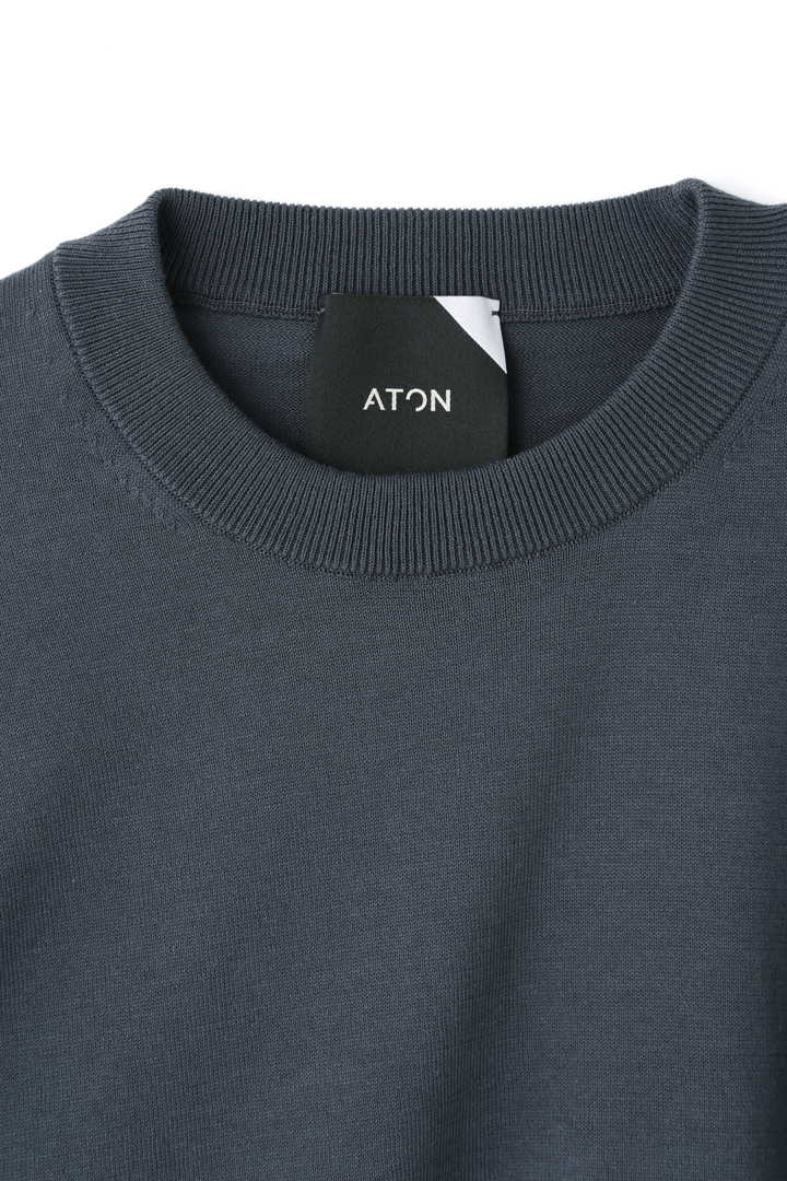 ATON / SUVIN COTTON OVERSIZED SW3