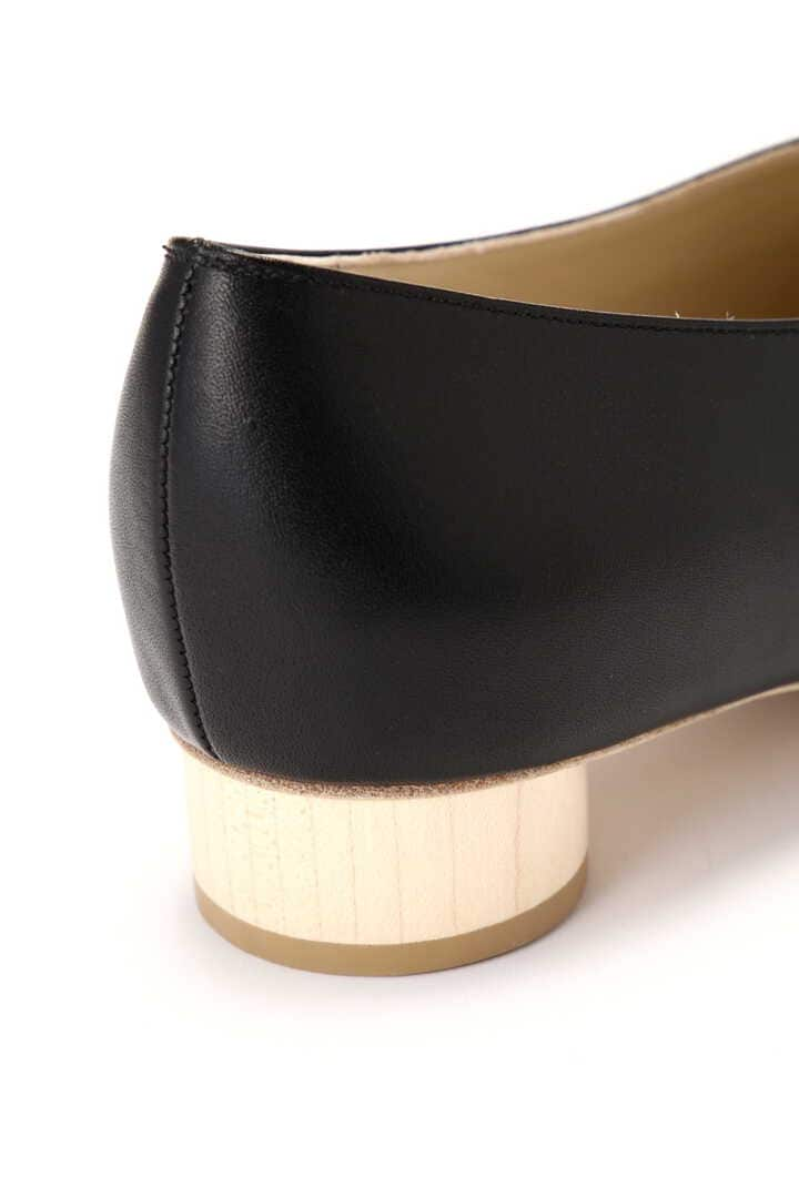 FOT / WOOD HEEL 25_CIRCLE 〇(MAPLE)5