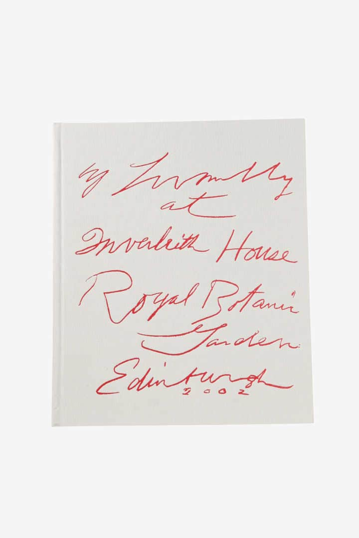 Cy Twombly / Cy Twombly at Inverleith House1