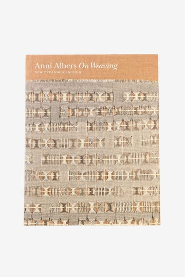 Anni Albers / On Weaving_000