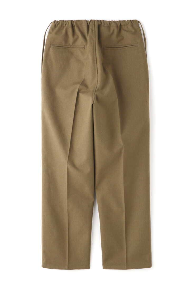 BLURHMS / WOOL SURGE SIDE STRING SLACKS2