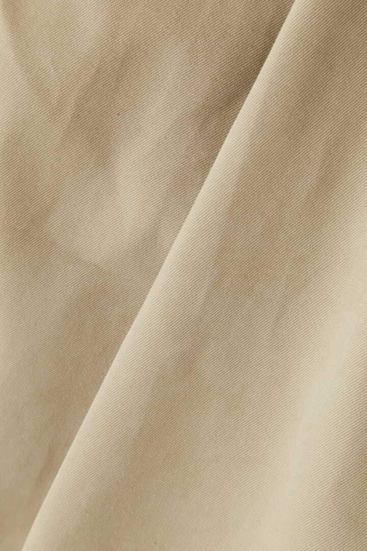 STUDIO NICHOLSON / PEACHED COTTON TWILL CLASSIC VOLUME PLEAT PANTS8