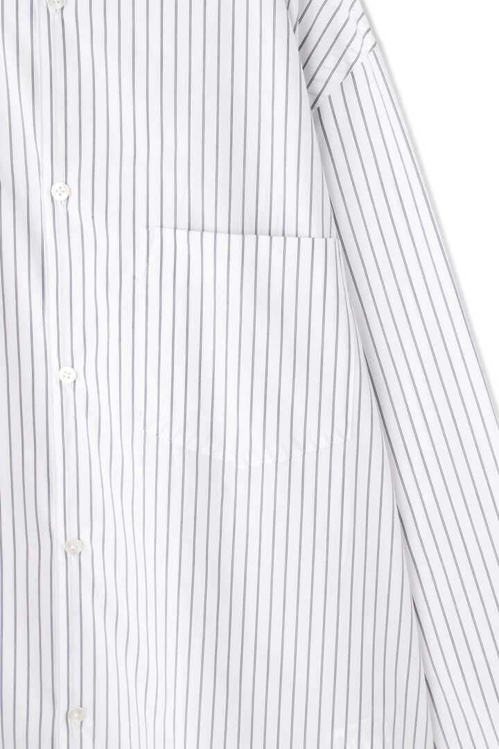 [別注]BLURHMS / HIGH COUNT STAND-UP COLLAR SHIRT FOR THE LIBRARY4