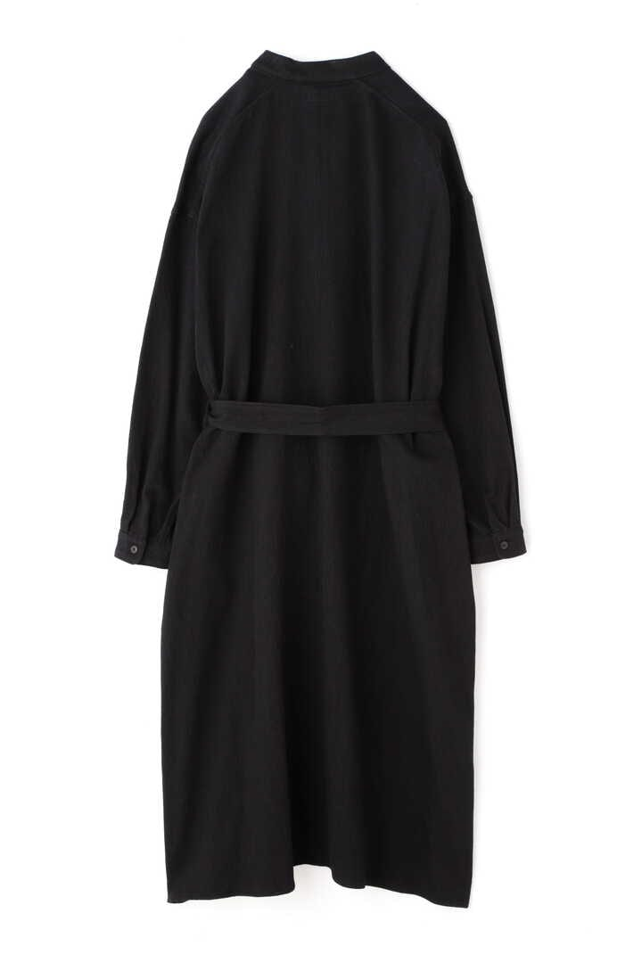 BLURHMS / WASHED DENIM PULLOVER DRESS L/S2