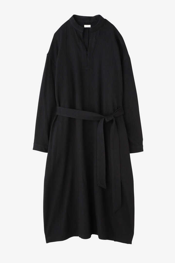 BLURHMS / WASHED DENIM PULLOVER DRESS L/S1