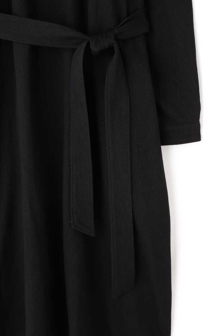 BLURHMS / WASHED DENIM PULLOVER DRESS L/S6