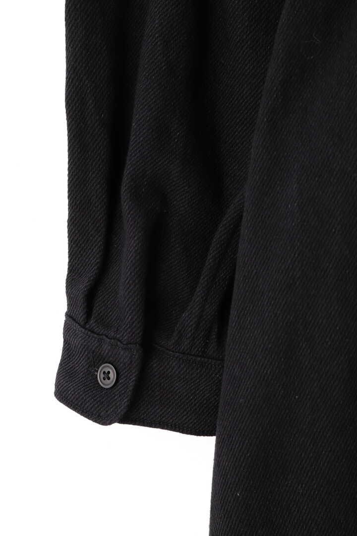BLURHMS / WASHED DENIM PULLOVER DRESS L/S9