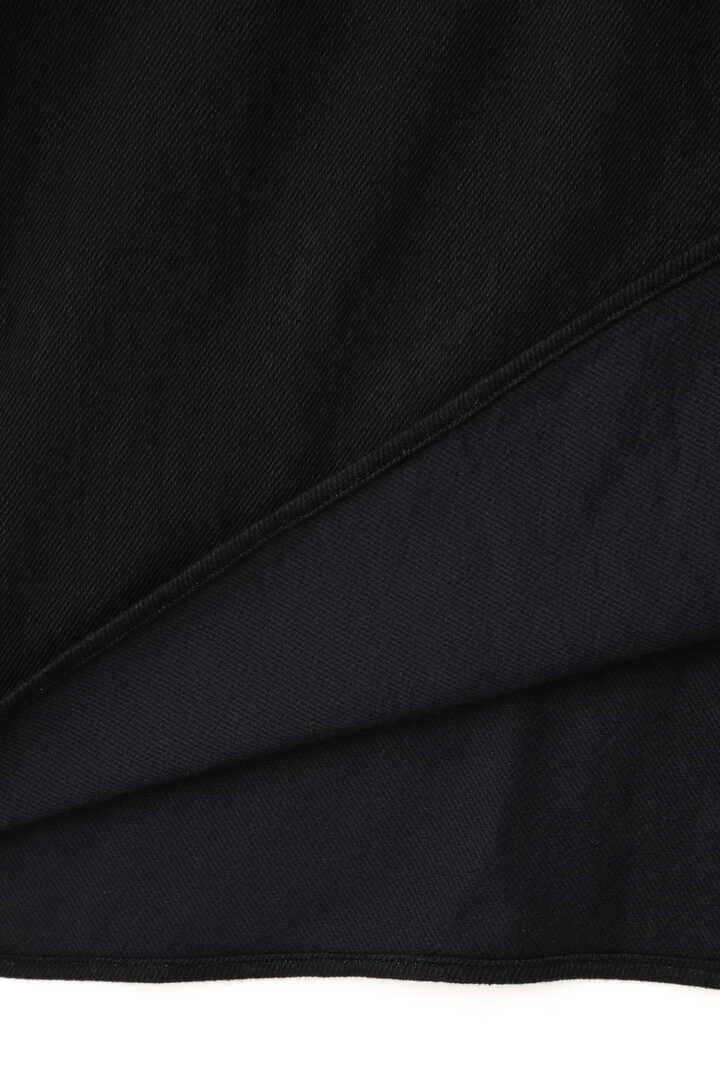 BLURHMS / WASHED DENIM PULLOVER DRESS L/S10