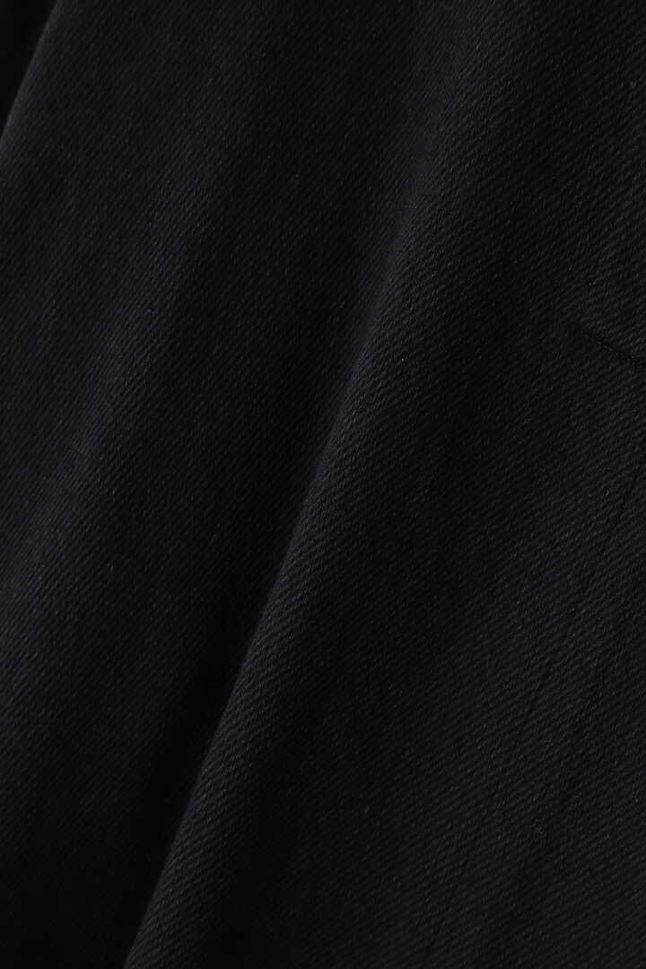 BLURHMS / WASHED DENIM PULLOVER DRESS L/S11