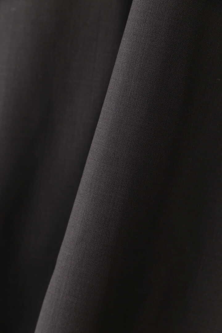 STUDIO NICHOLSON / VIRGIN WOOL DARTED DRESS8