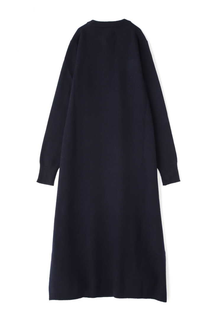 STUDIO NICHOLSON / FELTED MERINO LONG FELTED DRESS2