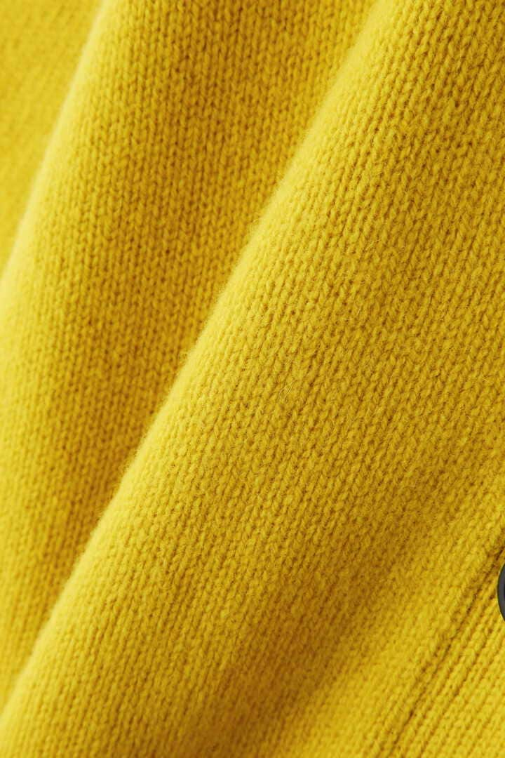 STUDIO NICHOLSON / ENGLISH LAMBSWOOL RIB DETAIL CARDIGAN6