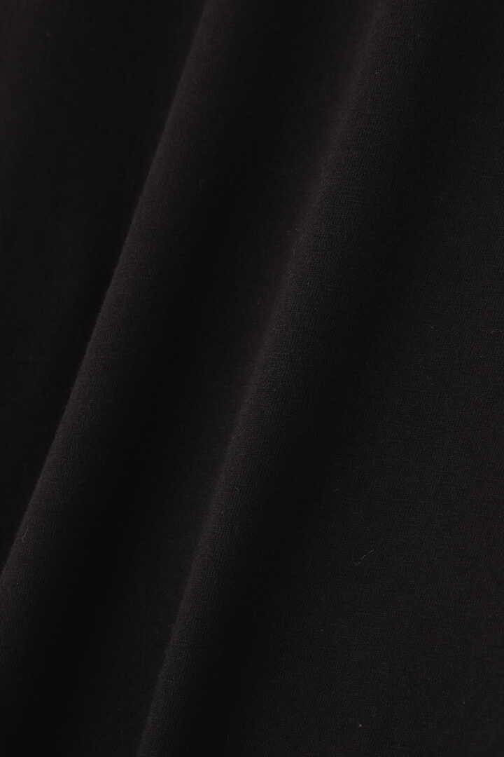 BLURHMS / SILK COTTON JERSEY TURTLE-NECK L/S6