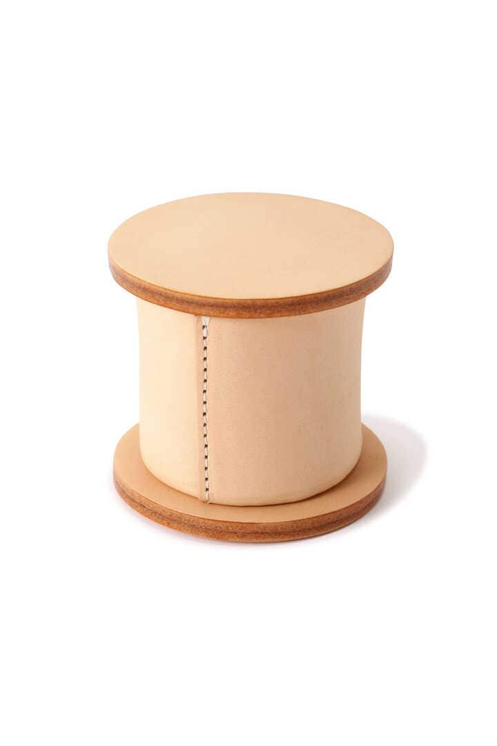 BUILDING BLOCK / SMALL CANISTER IN VEG TAN2