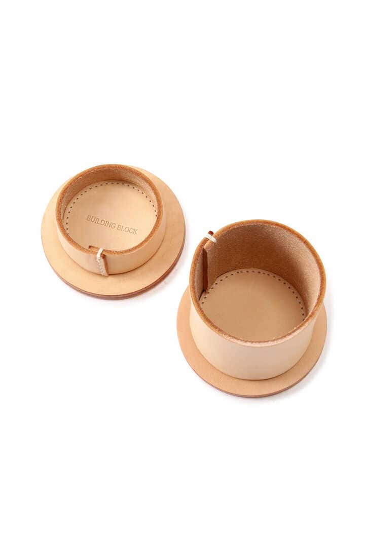 BUILDING BLOCK / SMALL CANISTER IN VEG TAN3