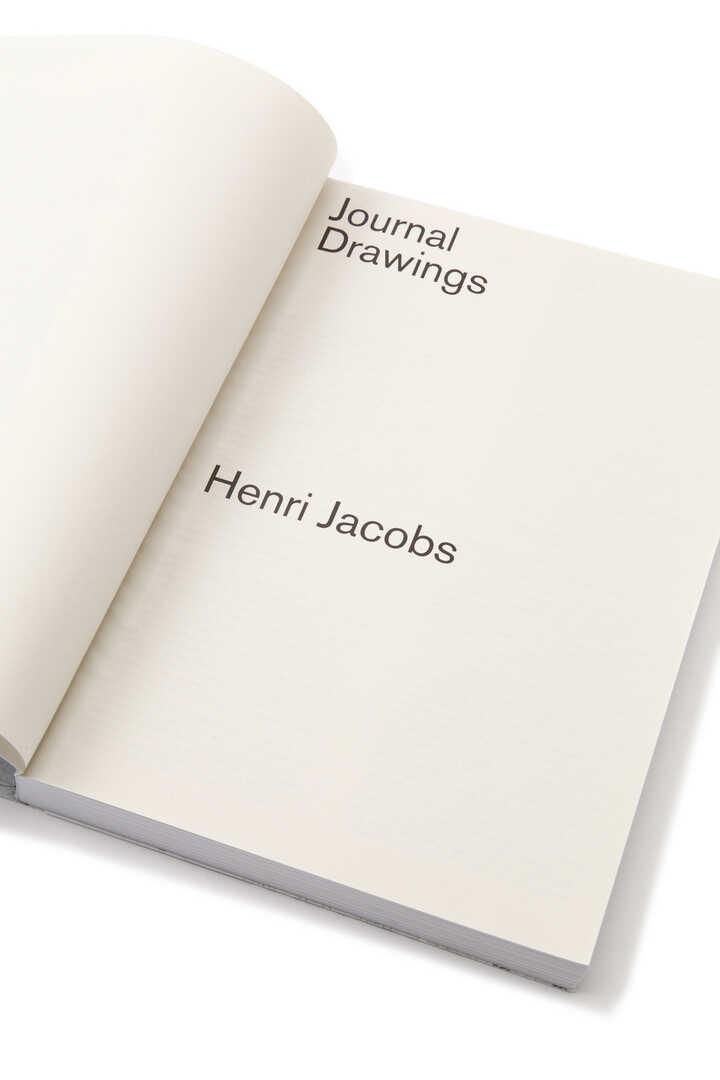 Henri Jacobs / Journal Drawings5