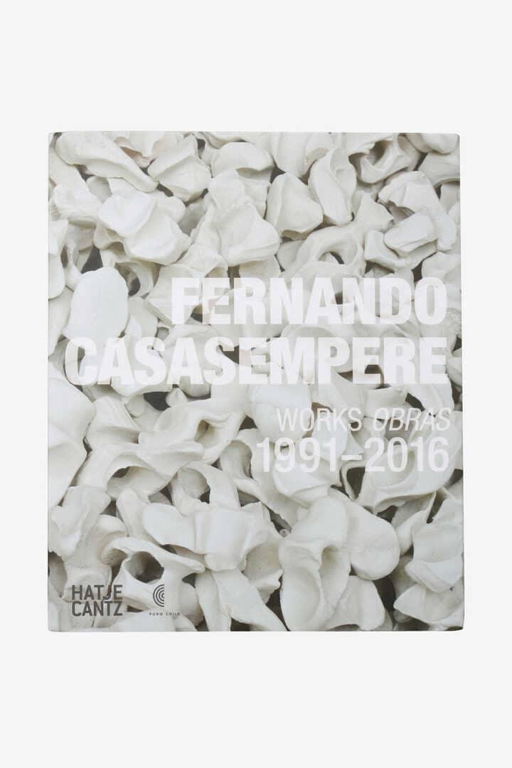 FERNANDO CASASEMPERE / WORKS OBRAS 1991-20161