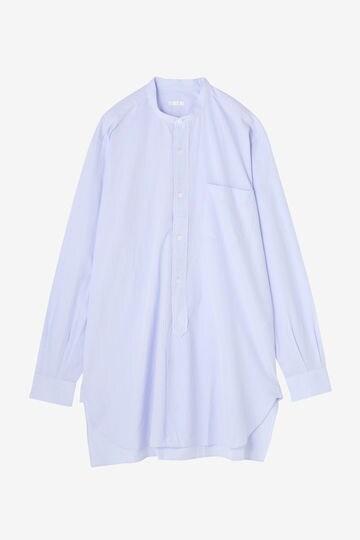 【店舗限定】COMOLI / バンドカラーシャツ