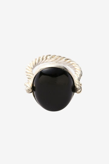 【店舗限定】R.ALAGAN / ONYX RING
