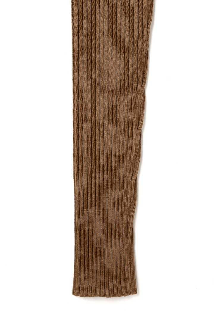 ATON / RIB KNIT PANTS