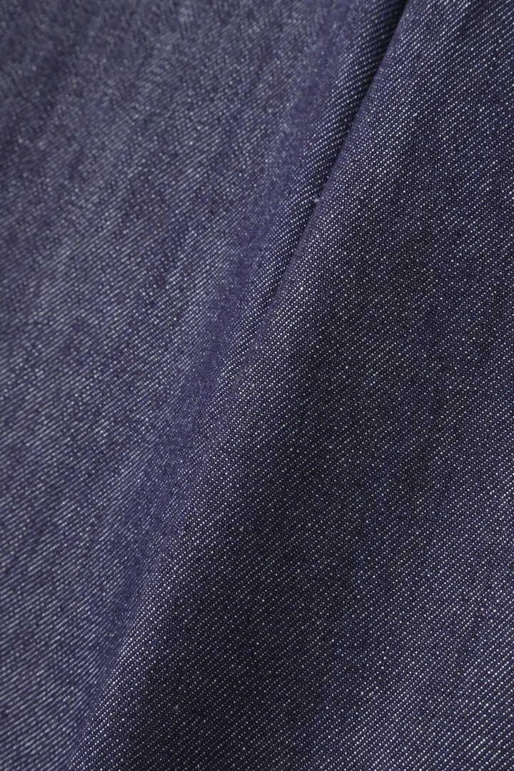 STUDIO NICHOLSON / DENIM-VOLUME PLEAT PANT