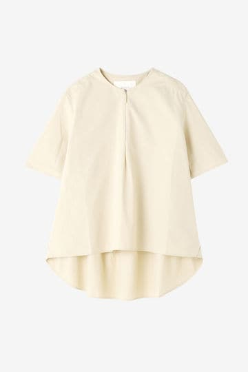 STUDIO NICHOLSON /  POWDER COTTON SHIRTS-SH