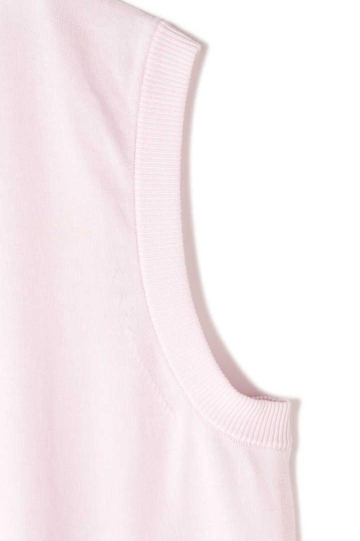 ATON / CREW NECK LONG DRESS6