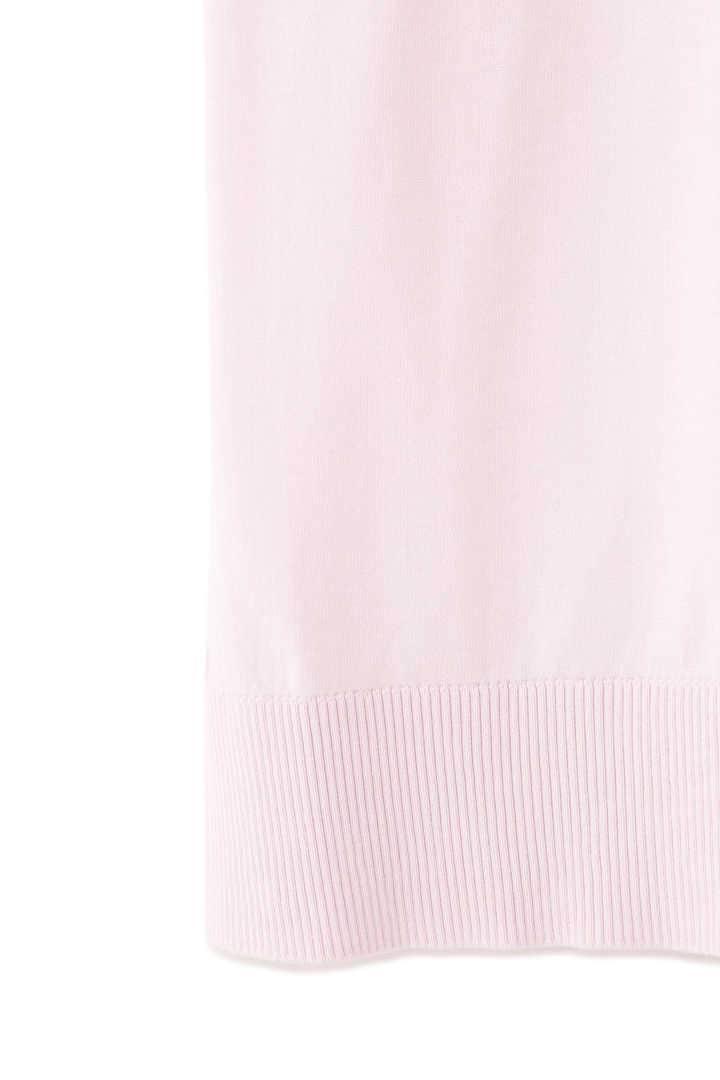 ATON / CREW NECK LONG DRESS7