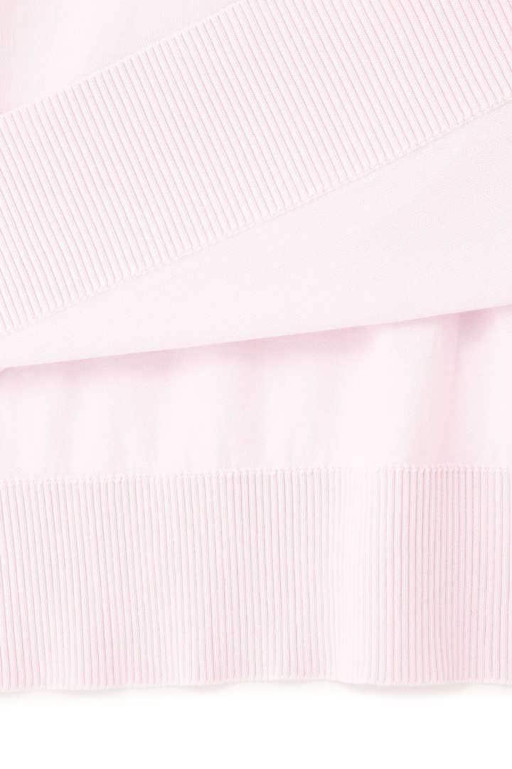 ATON / CREW NECK LONG DRESS9
