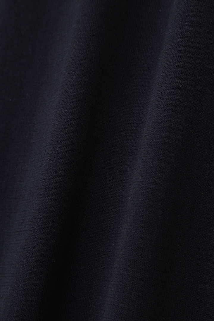 ATON / CREW NECK LONG DRESS12
