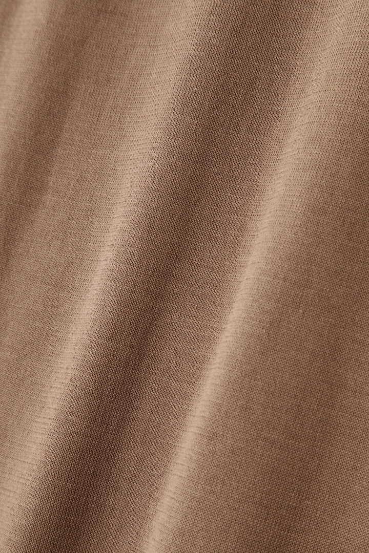 ATON / CREW NECK LONG DRESS14