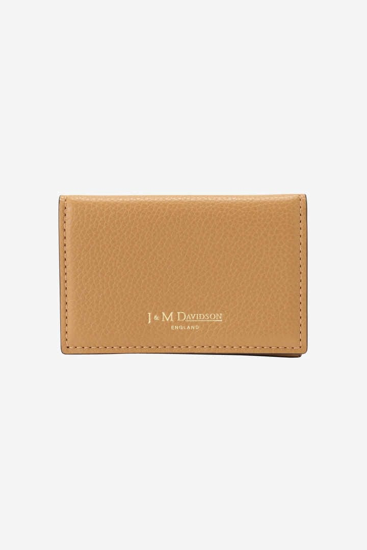 J&M DAVIDSON / PLAIN BUSINESS CARD CASE1