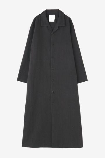 YAECA CONTEMPO / パジャマシャツ ロング(09951)_020