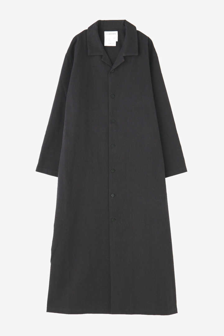 YAECA CONTEMPO / パジャマシャツ ロング(09951)1
