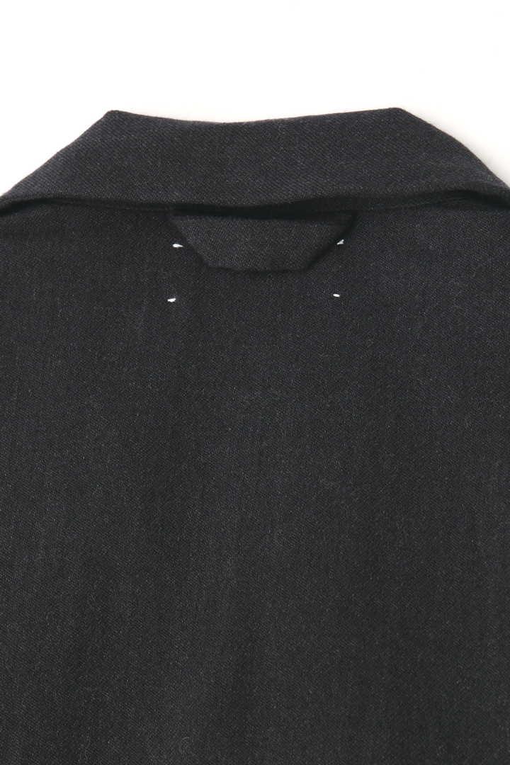 YAECA CONTEMPO / パジャマシャツ ロング(09951)7