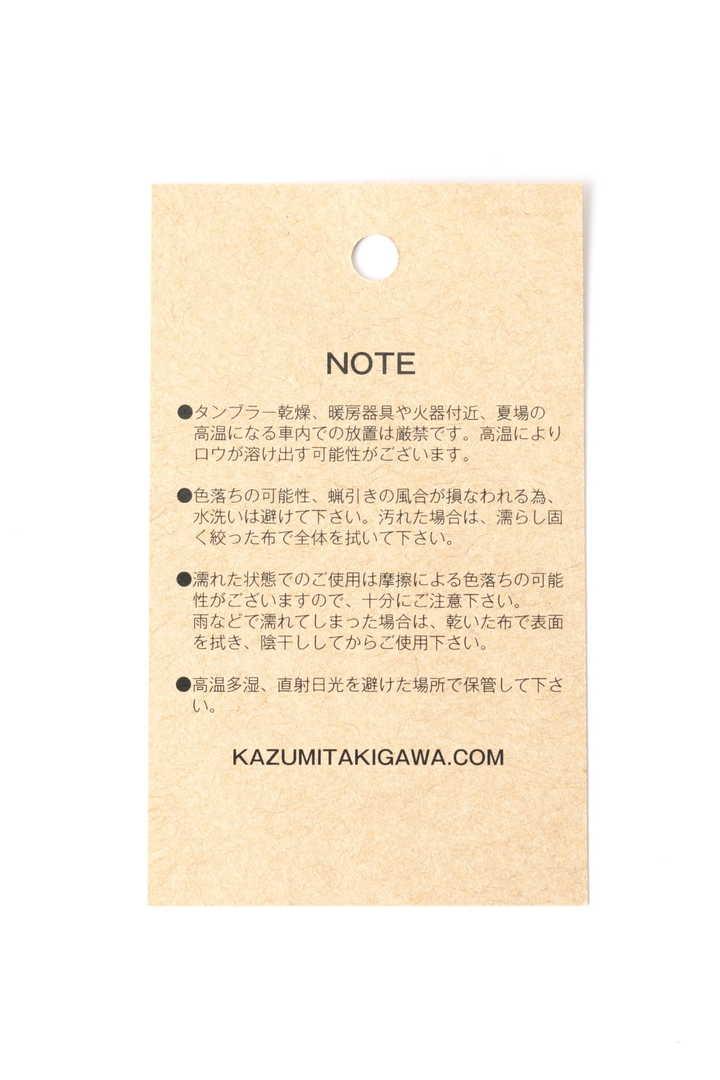 KAZUMI TAKIGAWA / 001.Funagata Bag XL6