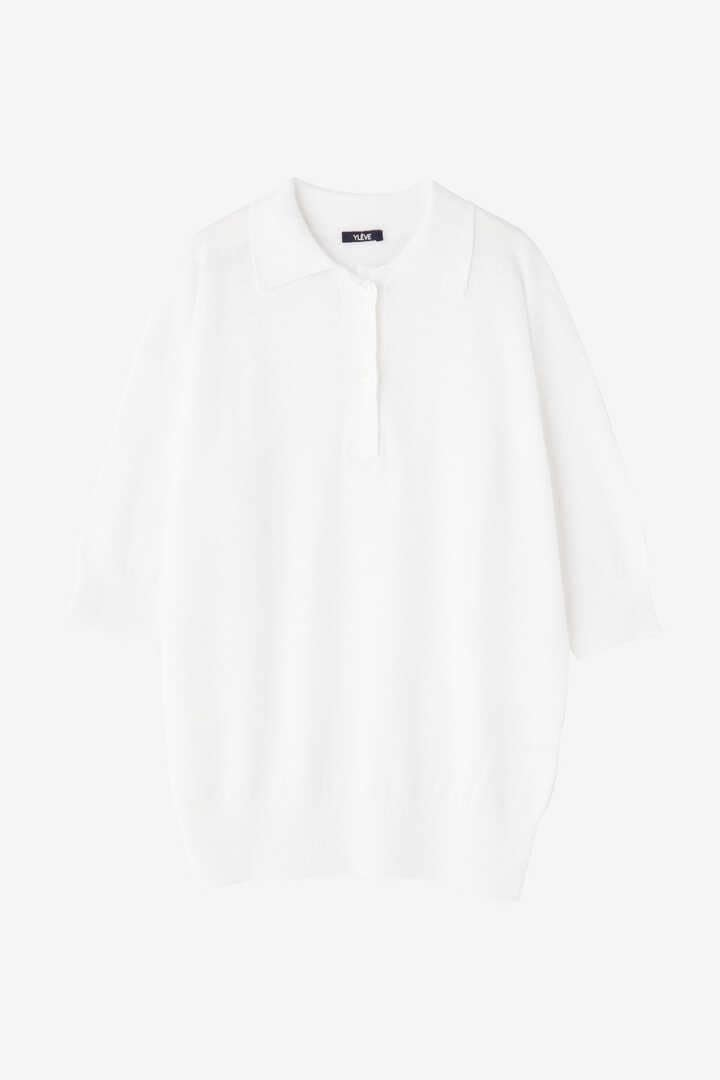 LINEN COTTON SLAB KN POLO13