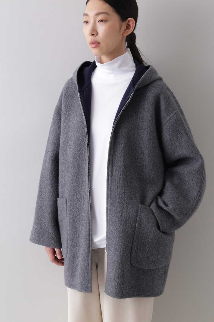 WOOL REVERSIBLE CO2