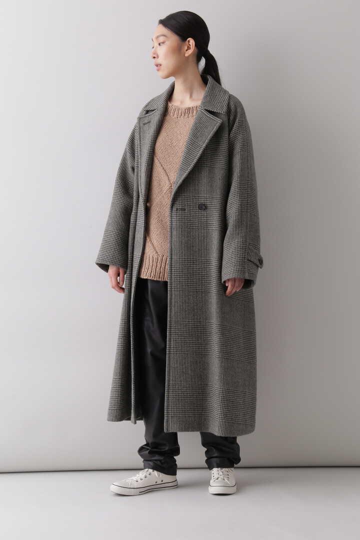 【先行予約 10月中旬入荷予定】WOOL GLENCHECK W CLOTH CO3