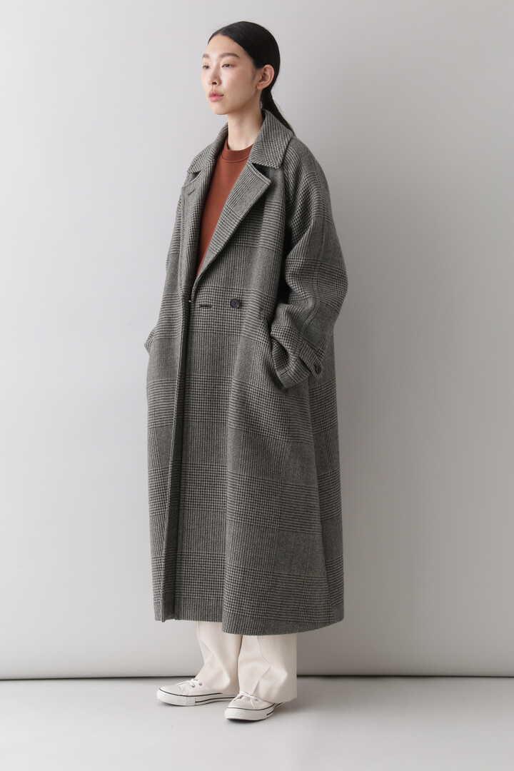 【先行予約 10月中旬入荷予定】WOOL GLENCHECK W CLOTH CO5