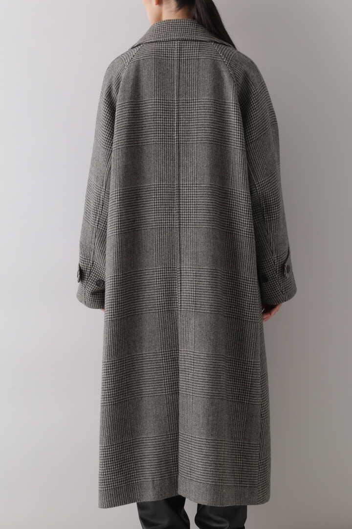 【先行予約 10月中旬入荷予定】WOOL GLENCHECK W CLOTH CO7