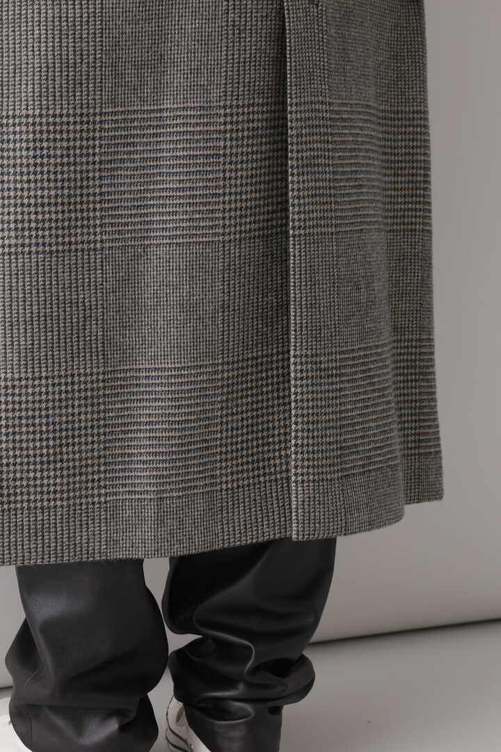 【先行予約 10月中旬入荷予定】WOOL GLENCHECK W CLOTH CO12