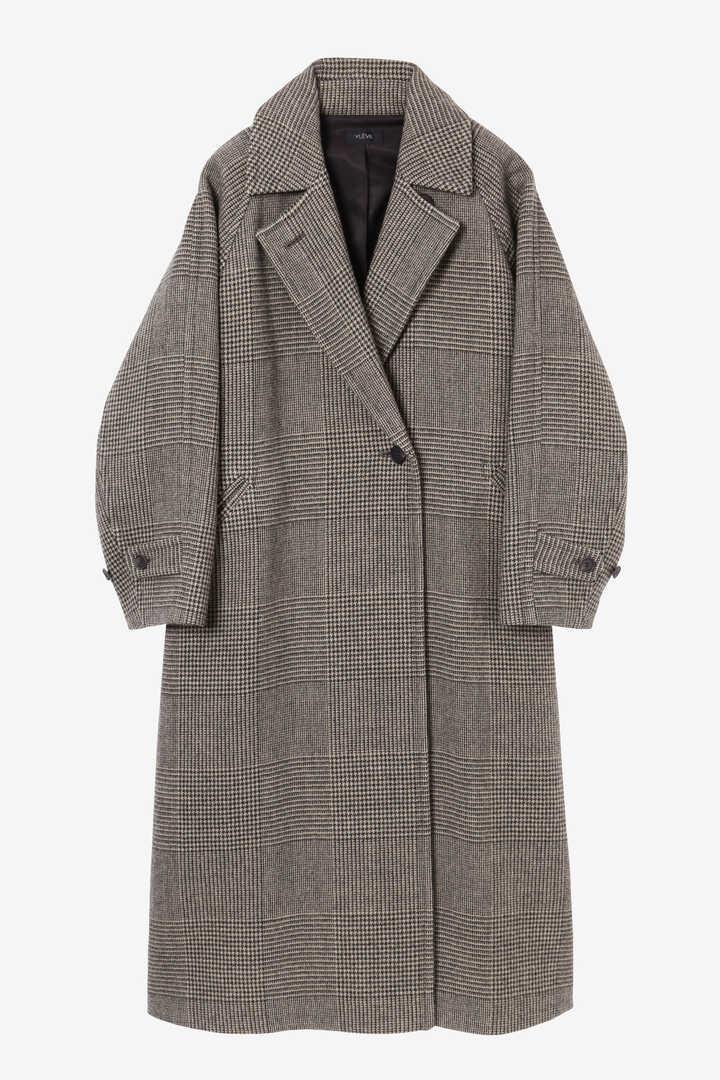 【先行予約 10月中旬入荷予定】WOOL GLENCHECK W CLOTH CO1
