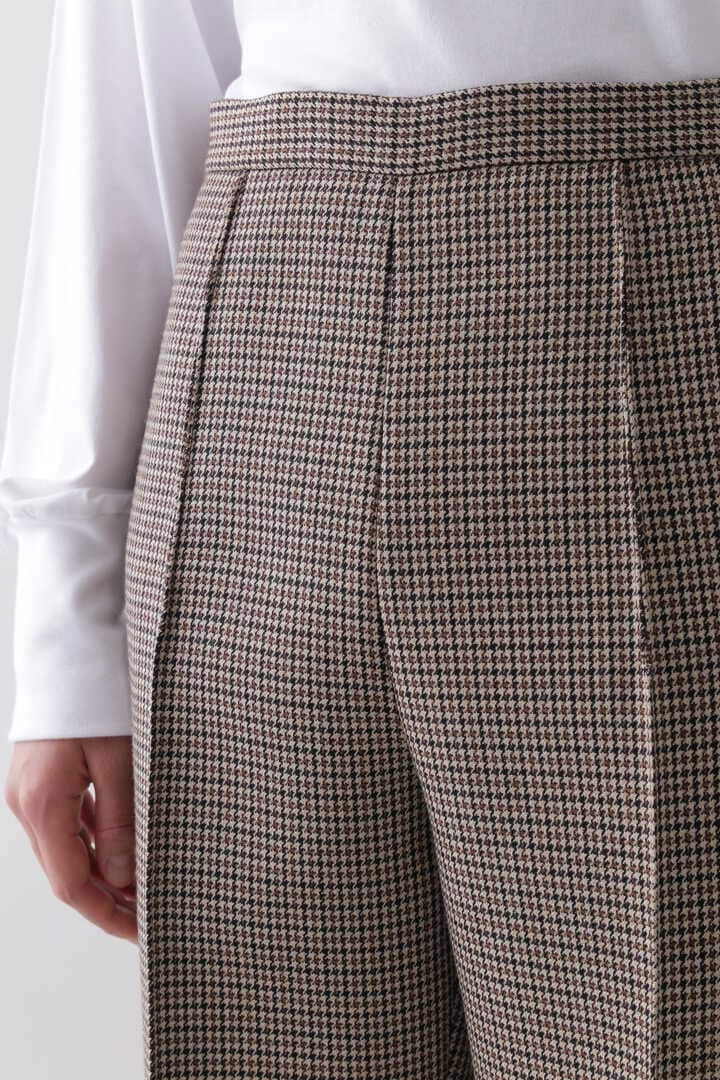 【先行予約 10月中旬入荷予定】HOUND'S TOOTH CHECK W CLOTH TR8