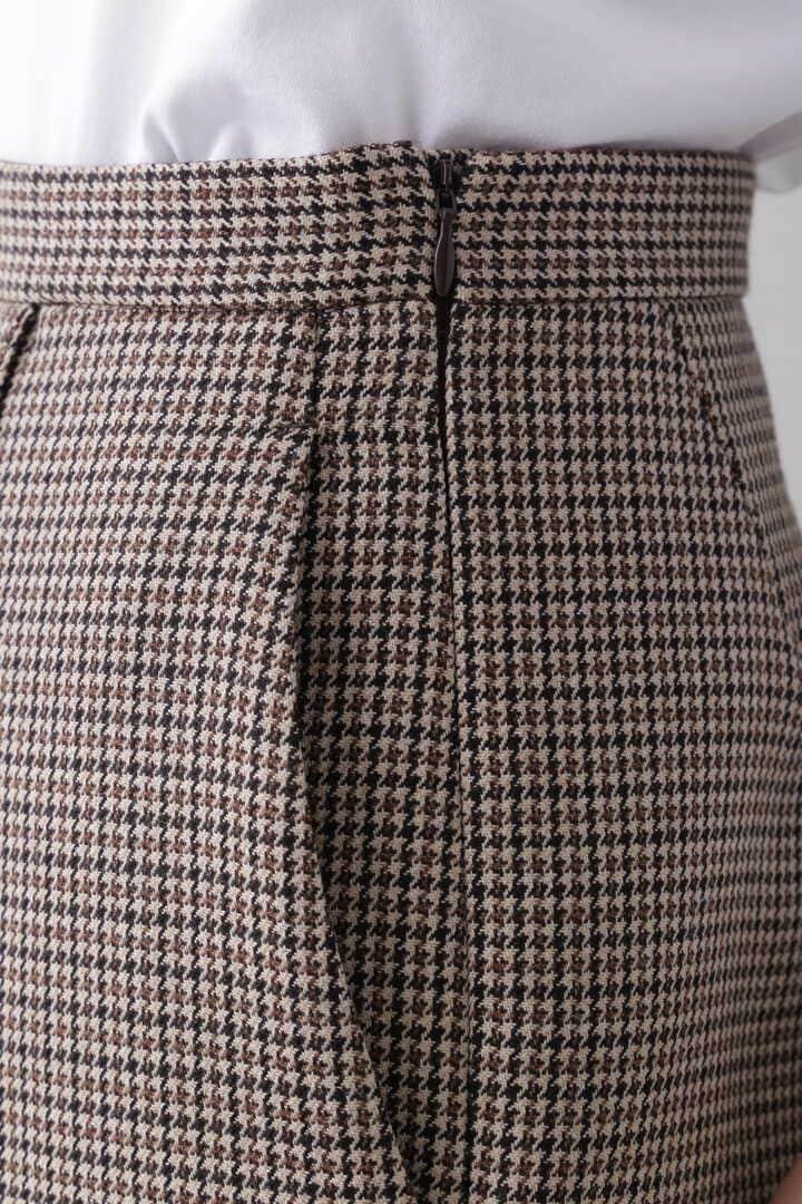 【先行予約 10月中旬入荷予定】HOUND'S TOOTH CHECK W CLOTH TR10